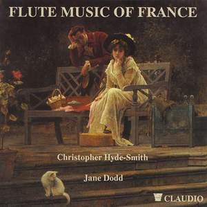 Flute Music of France