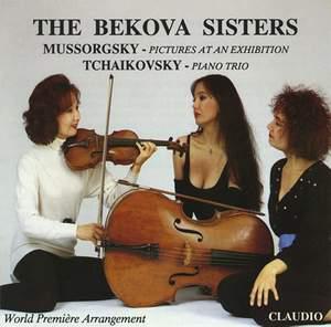 Mussorgsky & Tchaikovsky: The Bekova Sisters