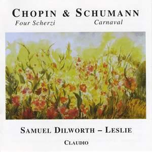 Chopin & Schumann: Four Scherzi and Carnaval