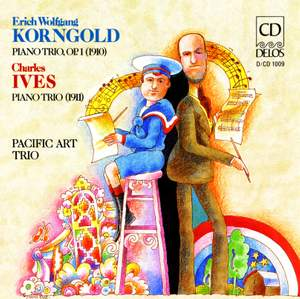 Korngold & Ives: Piano Trios Product Image