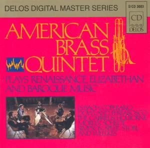 American Brass Quintet Plays Baroque, Elizabethan, & Renaissance Music