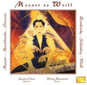 Mozart to Weill
