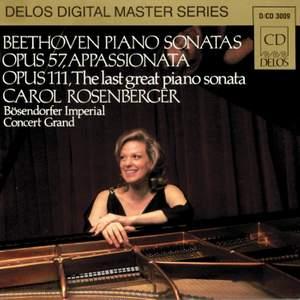Beethoven: Piano Sonatas Nos. 23 & 32 Product Image