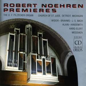 Robert Noehren: Premieres Product Image