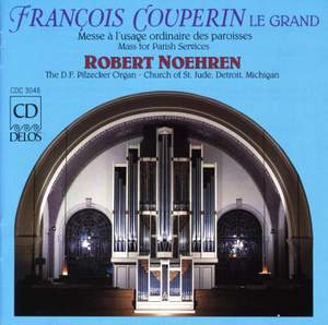 François Couperin: Organ Mass