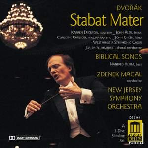 Dvorak: Stabat Mater & Biblical Songs