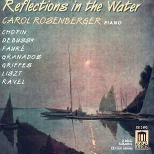 Reflections in the Water Product Image