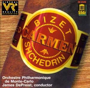 Bizet- Shchedrin: Carmen Suites