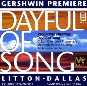 Dayful of Song - Music of Gershwin