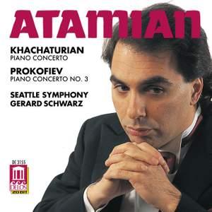 Khachaturian / Prokofiev: Piano Concertos Product Image