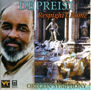 Respighi's Rome Product Image