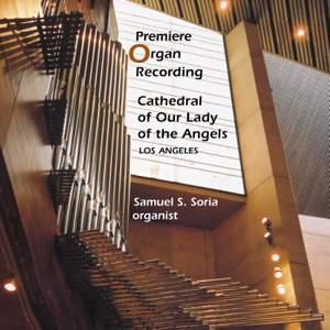 Los Angeles Cathedral Dobson Organ