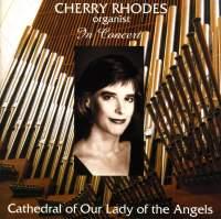 Cherry Rhodes in Concert