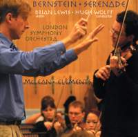 Bernstein: Serenade after Plato's Symposium & McLean: Elements