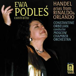 Handel: Arias from Rinaldo & Orlando