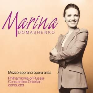 Mezzo-Soprano Opera Arias