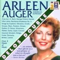 Arleen Auger, American Soprano