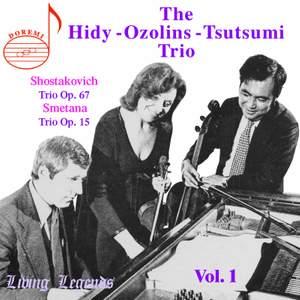 Shostakovich & Smetana: Piano Trios