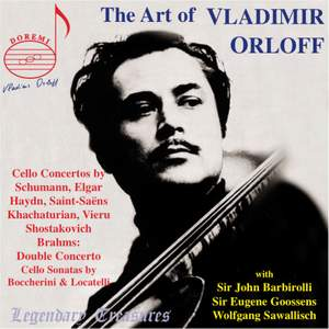 The Art of Vladimir Orloff Product Image