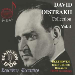 David Oistrakh Collection Volume 4