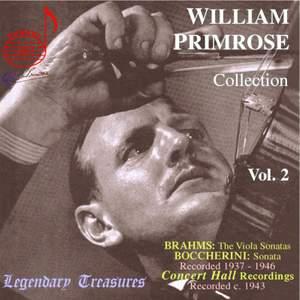 William Primrose Collection Vol. 2