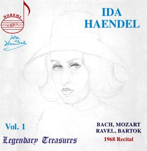 Ida Haendel Vol. 1