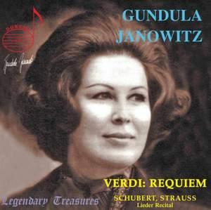 Gundula Janowitz (Vol. 1)