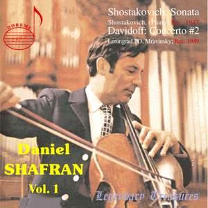 Daniel Shafran Vol. 1