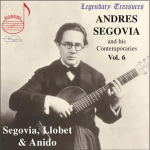 Segovia and his Contemporaries Vol. 6