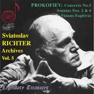 Sviatoslav Richter Archives, Volume 5