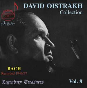 David Oistrakh Collection Vol. 8