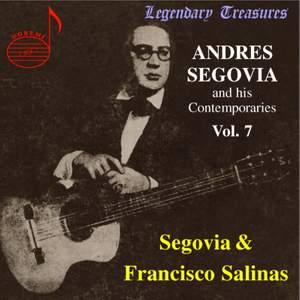 Andres Segovia And His Contemporaries (Vol. 7)