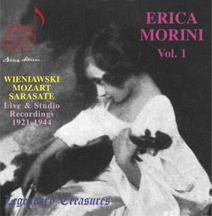 Erica Morini Vol. 1
