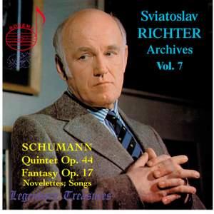 Sviatoslav Richter Archives, Volume 7