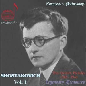 Dmitri Shostakovich Vol. 1