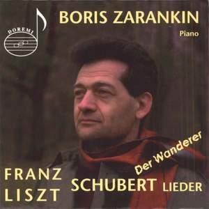 Zarankin plays Schubert Lieder