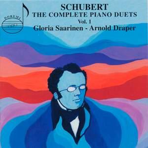 Schubert: The Complete Piano Duets (Vol. 1)