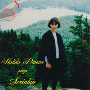 Halida Dinova Plays Scriabin