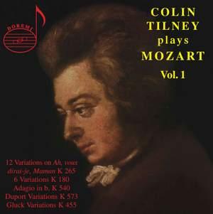Colin Tilney plays Mozart (Vol. 1)