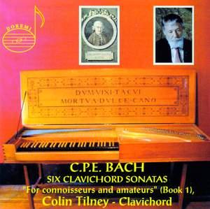 Bach, C P E: Sechs Clavier‐Sonaten Wq55
