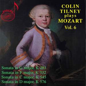 Colin Tilney Plays Mozart (Vol. 6)