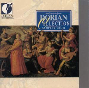Various: Dorian Collection Sampler Vol 3 Product Image