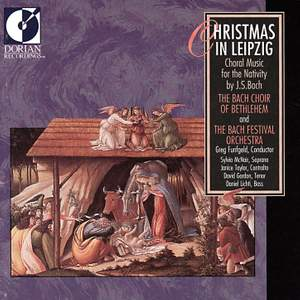 Christmas in Leipzig