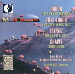 South American Orchestral Works