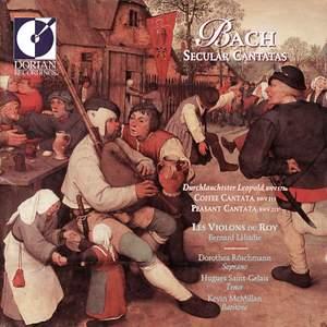 JS Bach: Secular Cantatas Vol II