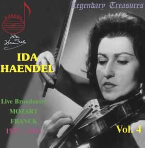 Ida Haendel (Vol. 4) Product Image