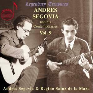 Segovia And His Contemporaries (Vol. 9)