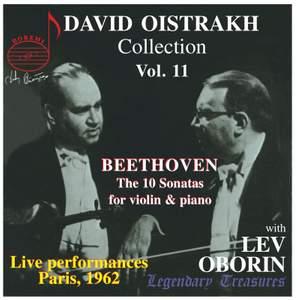 David Oistrakh Collection Volume 11