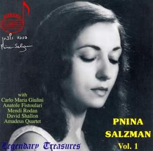 Pnina Salzman (Vol. 1)