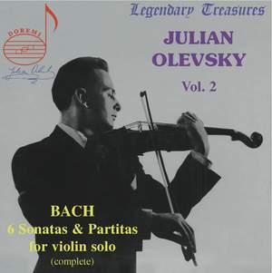 Julian Olevsky (Vol. 2)